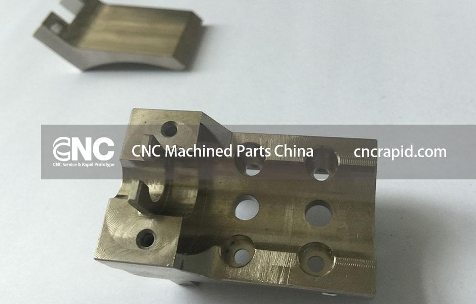 CNC Machined Parts China