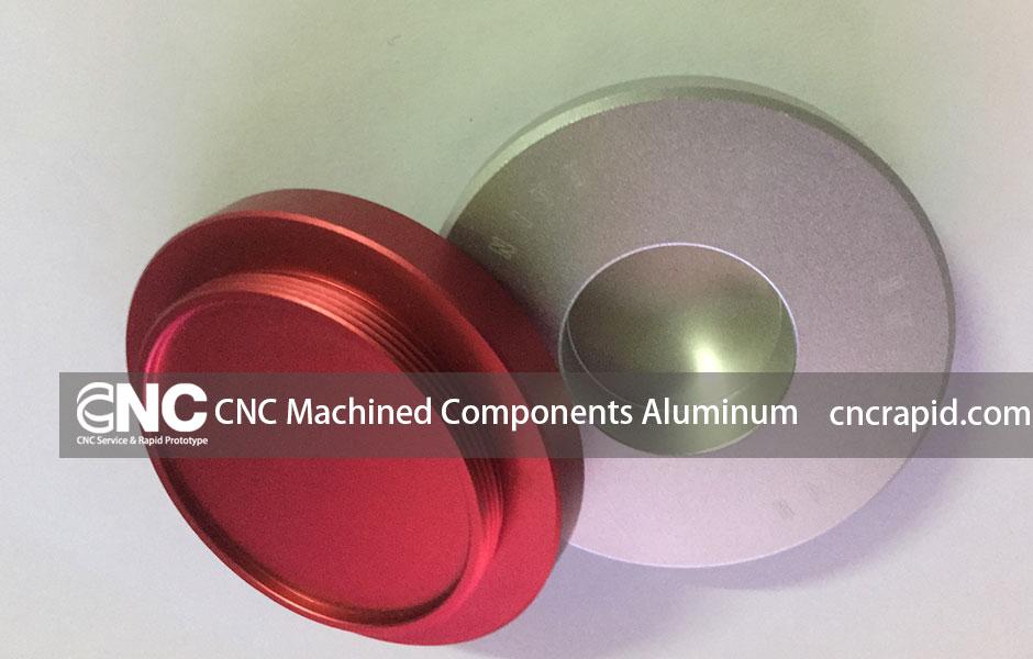 CNC Machined Components Aluminum - cncrapid.com