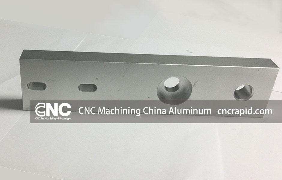 CNC machining China Aluminum Shop - cncrapid.com