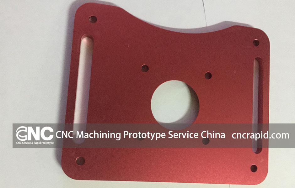 CNC Machining Prototype Service China