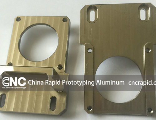 China Rapid Prototyping Aluminum