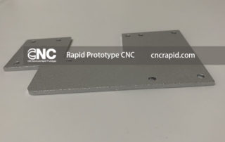 Rapid Prototype CNC