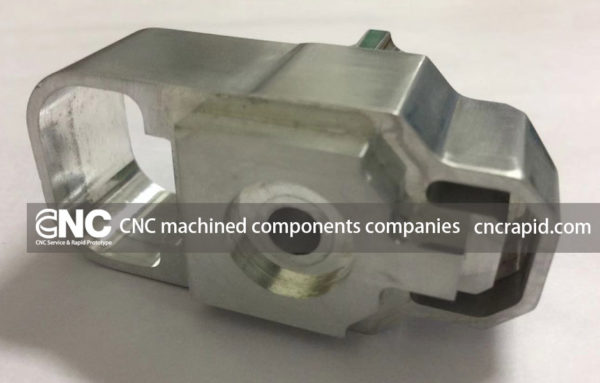 CNC machined components companies