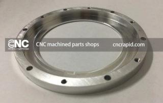 CNC machined parts shops