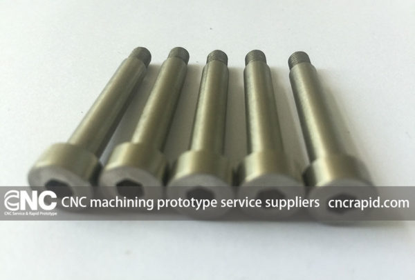 CNC machining prototype service suppliers