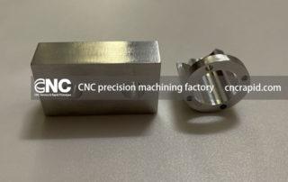 CNC precision machining factory