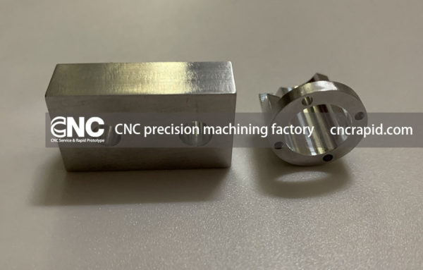 CNC precision machining factory