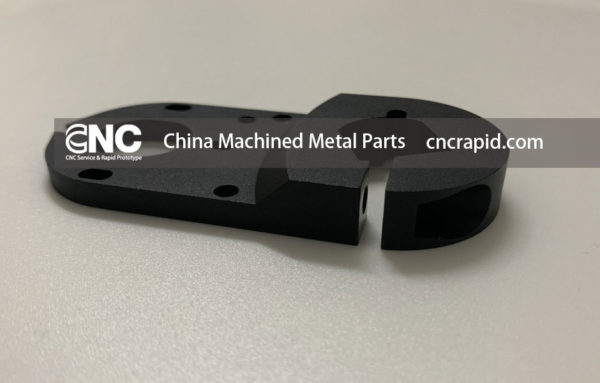 China machined metal parts