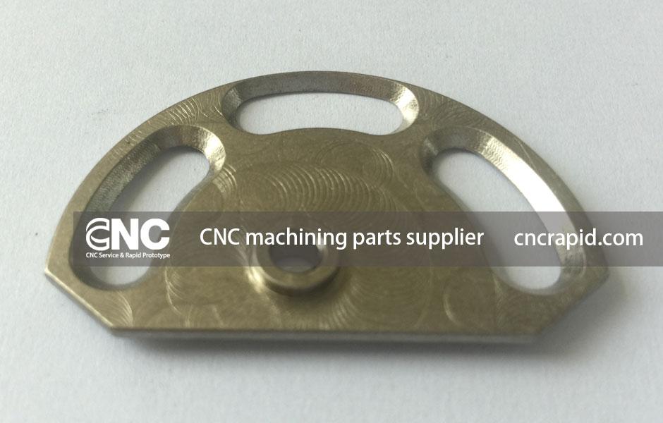 CNC machining parts supplier