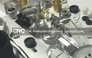 CNC Production Machining