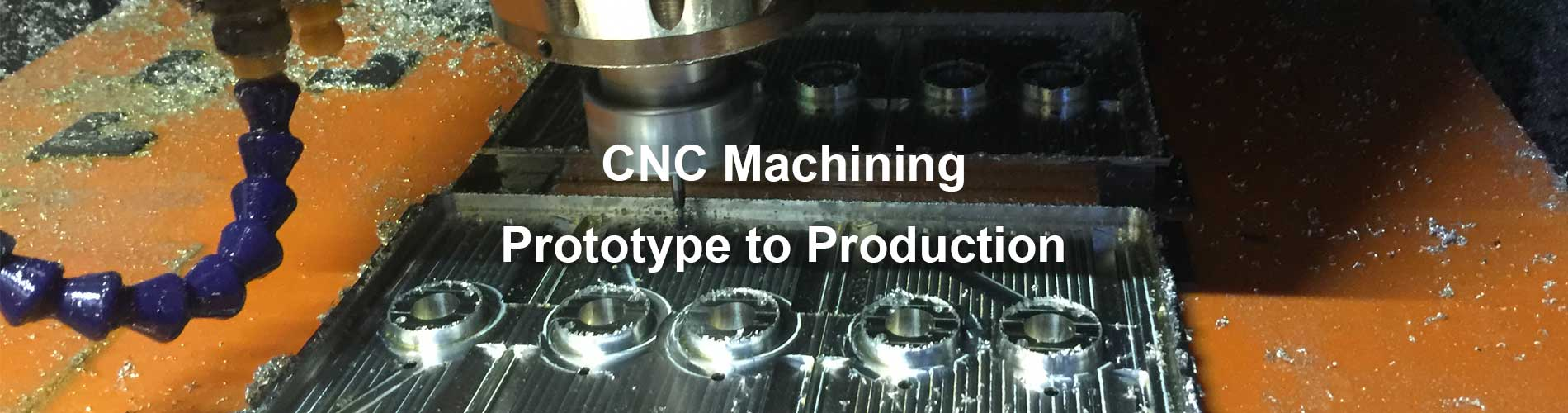 China CNC Machining Services
