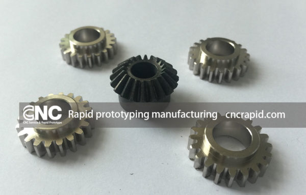 Rapid prototyping manufacturing