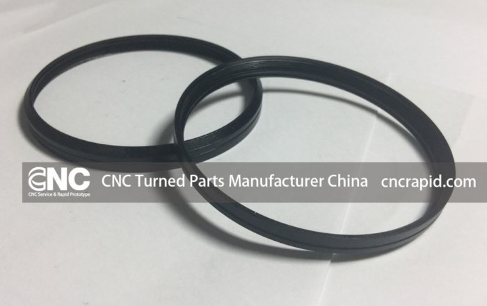 CNC Turned Parts Manufacturer China