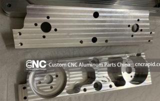 Aluminum CNC Milling Service Shop