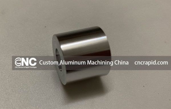 Custom Aluminum Machining China