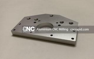 Aluminium CNC Milling
