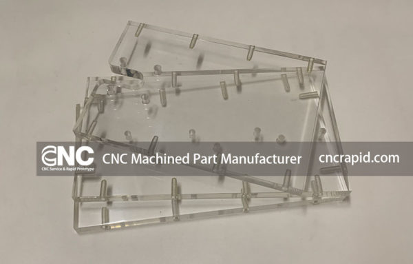 CNC Machined Part Manufacturer
