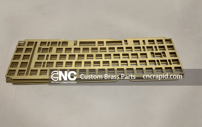 Custom Brass Parts