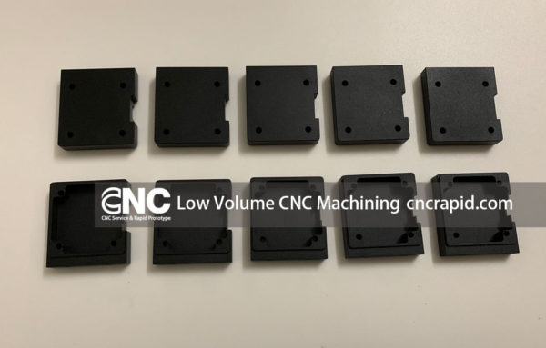 Low Volume CNC Machining