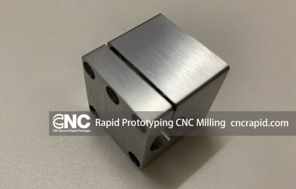 Rapid Prototyping CNC Milling