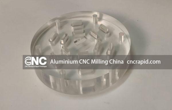 Aluminium CNC Milling China