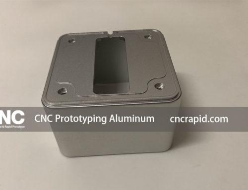 CNC Prototyping Aluminum