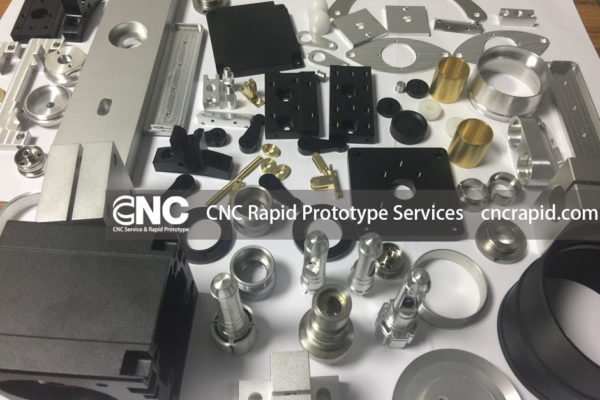 CNC Rapid Prototype Services