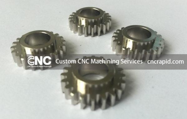 Custom CNC Machining Services