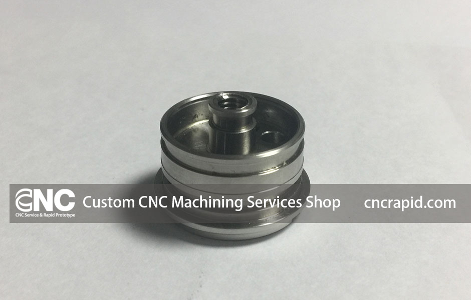 Custom CNC Machining Services Shop