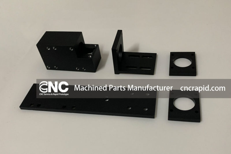 Machined Parts Manufacturer
