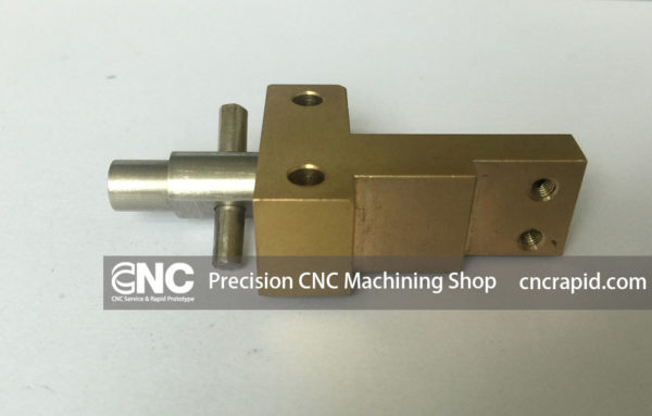 Precision CNC Machining Shop