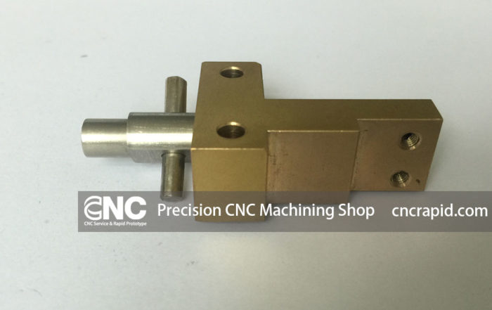 Precision CNC Machining Shop