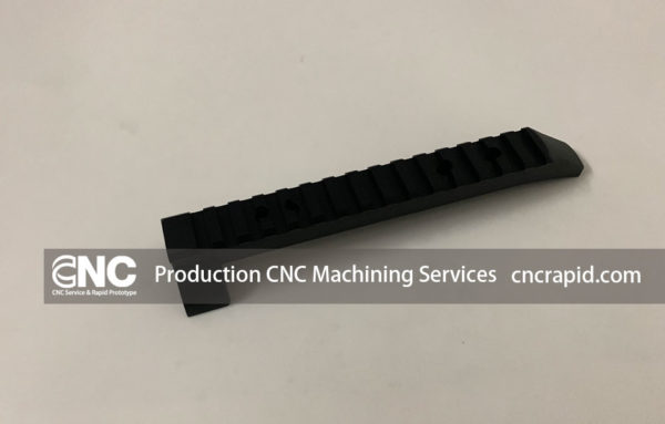 Production CNC Machining Services