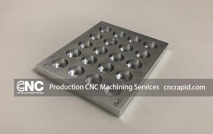 Production CNC Machining Services