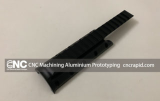 CNC Machining Aluminium Prototyping