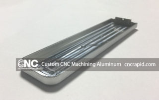 Custom CNC Machining Aluminum