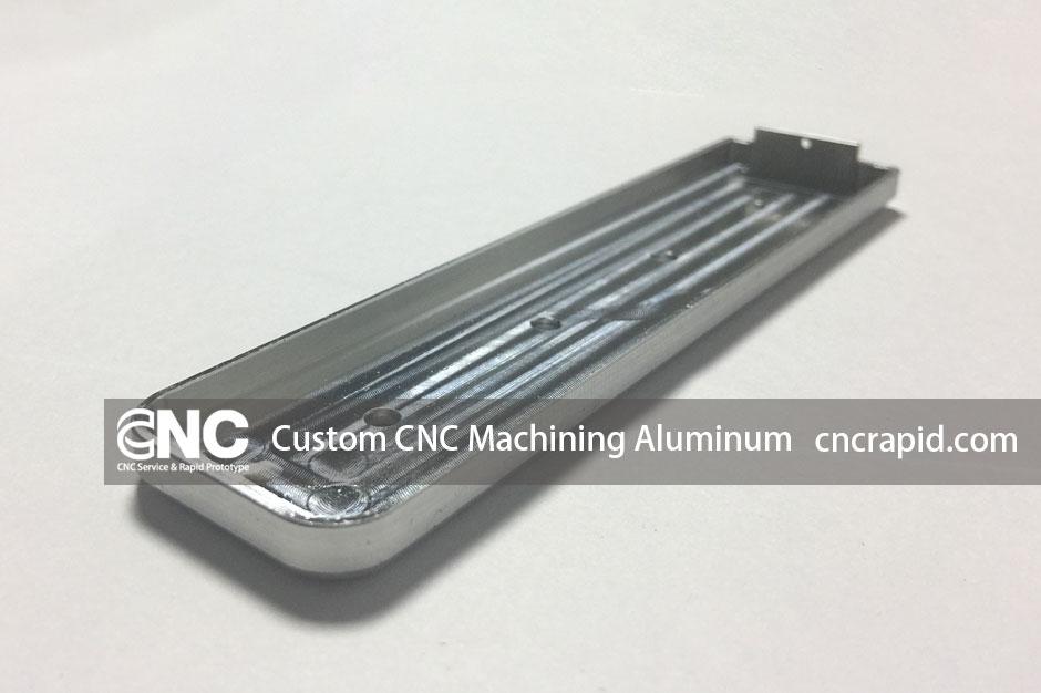 Custom CNC Machining Aluminum