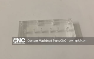 Custom Machined Parts CNC