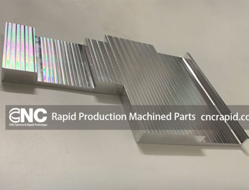 Rapid Production Machined Parts