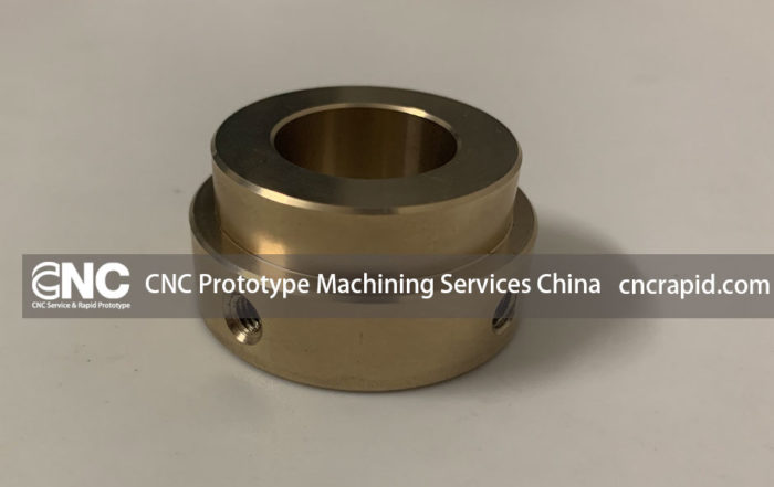 CNC Prototype Machining Services China