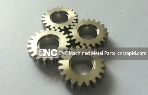 CNC Machined Metal Parts