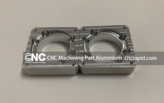 CNC Machining Part Aluminium
