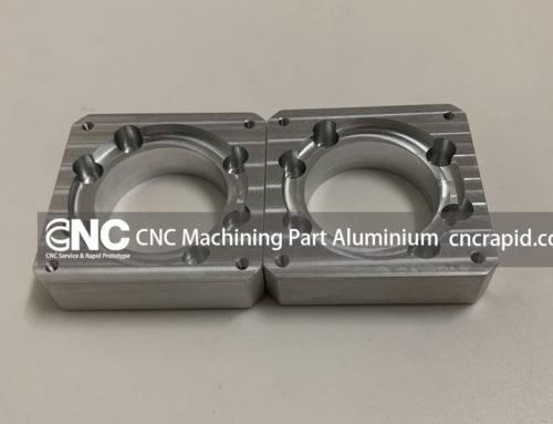 CNC Machining Part Aluminium
