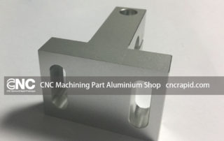 CNC Machining Part Aluminium Shop