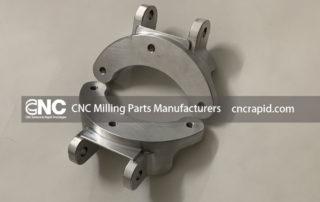 CNC Milling Parts Manufacturers