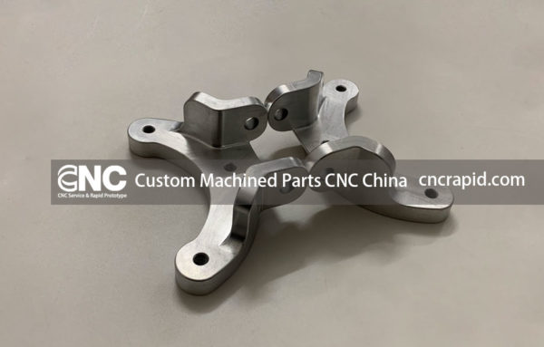 Custom Machined Parts CNC China