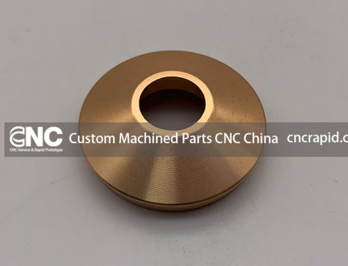 Custom Machined Parts CNC China