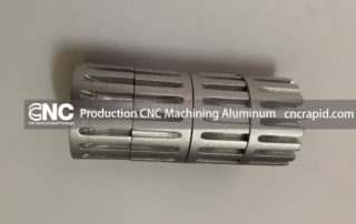 Production CNC Machining Aluminum
