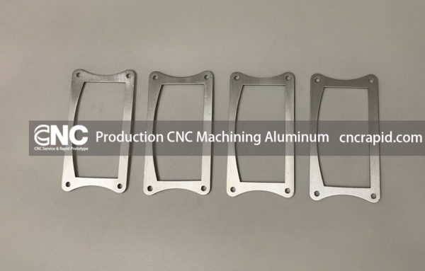Production CNC Machining Aluminum