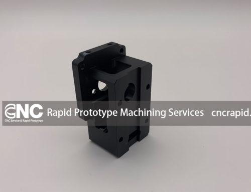Rapid Prototype Machining Services Aluminium